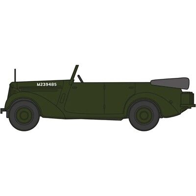 Oxford Diecast 76hst002 - Humber Snipe Tourer - Montgomery Victory Car