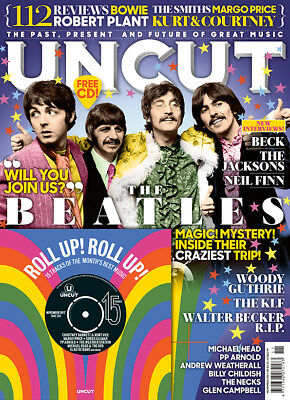Uncut Magazine & CD November Issue 2017 (new)