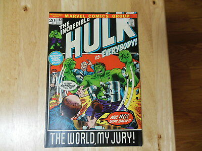 Incredible Hulk  1972  #153  with AVENGERS  FAB FOUR  DAREDEVIL