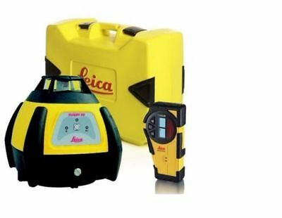 leica rugby 50 rotary laser