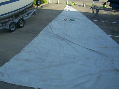 Mainsail w 46-4 Luff from Boaters' Resale Shop of Tx 1505 2774.91