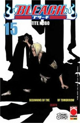 Planet Manga - Bleach 15 - Ristampa - Nuovo !!!