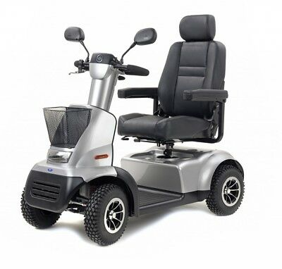 New Afikim Electric Mobility 4-Wheel Scooter Afiscooter Breeze C4 Disabled