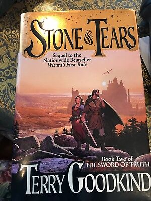 Stone of Tears by Terry Goodkind (English) Hardcover Book