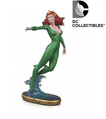 DC Comics Cover Girls Mera Statue - DAMAGED - See Photos