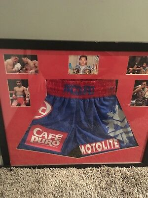 Framed Pacquiao Shorts