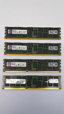 Kingston KTD-PE313LV/16G 4x16GB DDR3 ECC Serverram | 64 GB DDR3 (1)