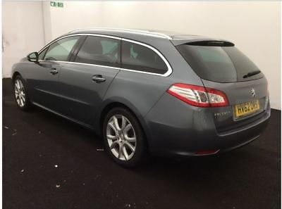 62 Peugeot 508 Sw 2.0 Hdi Allure Estate, Mega Spec, Auto,leather,nav, Radio/u/s
