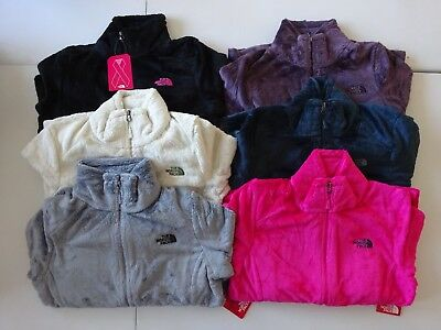 North Face Women's Osito 2 Jacket NWT VERY SOFT!!! NEW WINTER 2017 LINE!!