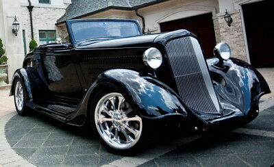 1934 Plymouth Cabaret  1934 Plymouth Cabaret Roadster Convertible Coupe 340 Sixpack