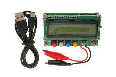 1x Digital LC100-A LCD High Precision Inductance Capacitance L/C Meter Tester
