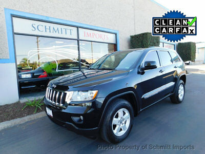 2012 Jeep Grand Cherokee RWD 4dr Laredo 2012 Jeep Grand Cherokee Laredo, 4x2, Keyless Go, Clean Car!