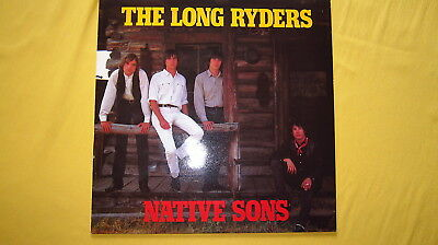 The Long Ryders   Native Sons  LP