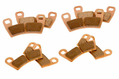 Brake Pads for Polaris RZR S 900 EPS 2015 - 2018 Front & Rear Brakes Race-Driven