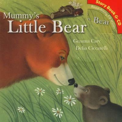 NEW Mummy's Little Bear By Gemma Cary Book with Other Items Free Shipping