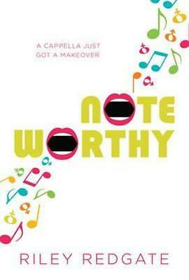 NEW Noteworthy By Riley Redgate Hardcover Free Shipping
