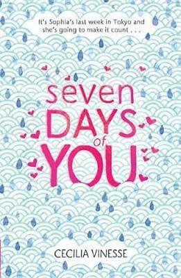 NEW Seven Days of You By Cecilia Vinesse Paperback Free Shipping