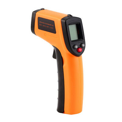 LCD Non-Contact LCD IR Infrared Digital Gun Temperature Thermometer Laser Point