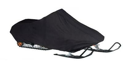 Black Snowmobile Sled Cover Yamaha Exciter 1987 1988 1989 1990 1991 1992 1993