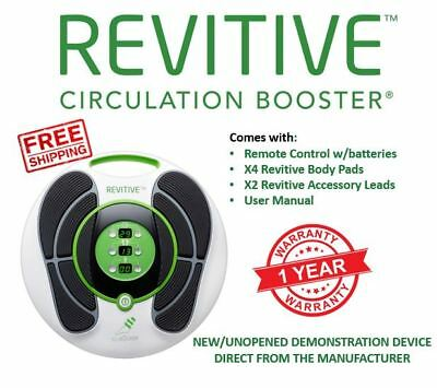 BRAND NEW Revitive IX Circulation Booster Demonstration Units ONLY $249.00