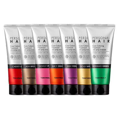 TONYMOLY ® Personal Hair Cure Coloring Treatment 7 Colors 120ml