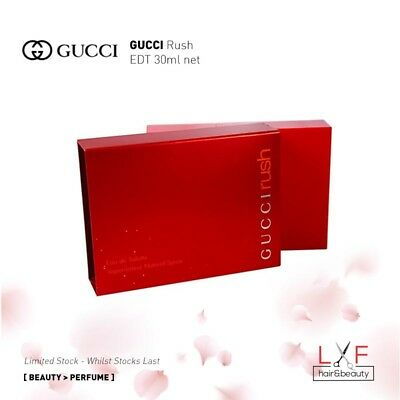 Clearance Sale Authentic Perfume Gucci - Rush EDT 30ml Women Perfume