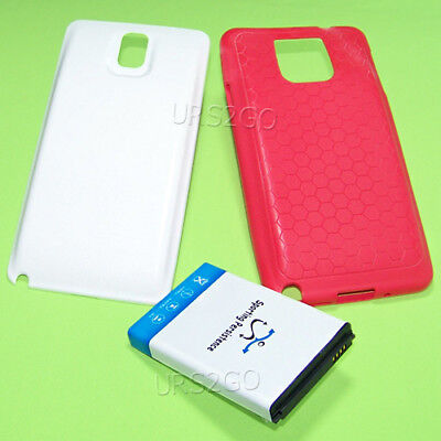 Brand New 10300mAh Extended Battery Cover Case for Samsung Galaxy Note III N900A