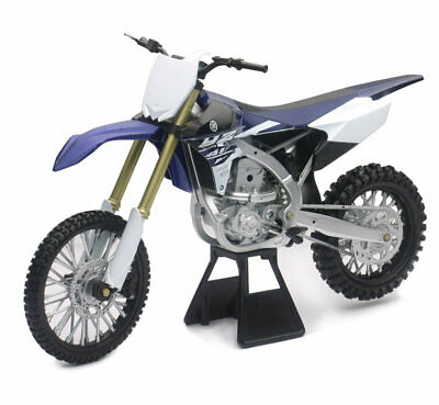 Diecast toy KTM 450 SX-F Dirt Bike Motorcycle 1-6 Model by New Ray