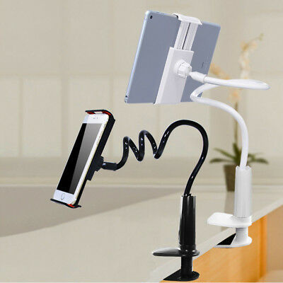 Flexible Long Arms Tablet Desktop Lazy Bed Stand Holder for Mobile Phone iPad