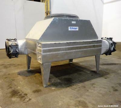 Used- XChanger AA Series Industrial Air Cooled Heat Exchanger, Model AA-2750, Pa