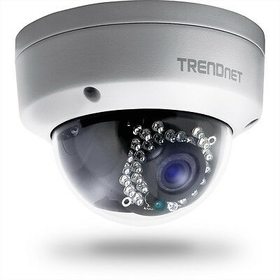 Trendnet TV-IP311PI 3MP Full-HD PoE Tag-/Nacht-Netzwerkkamera Outdoor