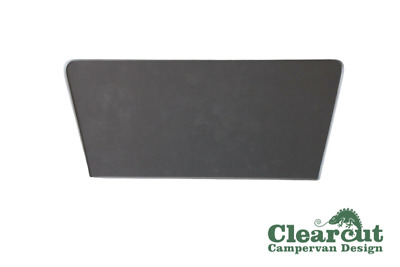 VW T5/T6 Passenger/Driver Single Seat Base Cover, Carbon Fibre Light Weight Ply