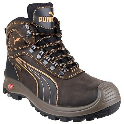 Sierra Nevada Mid - Mens Safety Boot - Composite Toe/Midsole S3