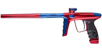 Paintball Markierer DLX Luxe ICE - red/blue