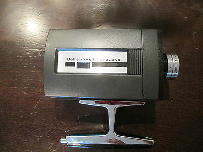 Vintage BELL & HOWELL Autoload Super 8 Optronic Eye Model 8429