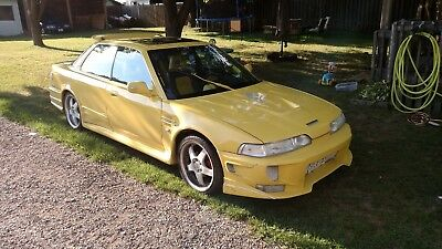 1990 Acura Integra Fully loaded +SHOW CAR+ 1990 Acura Integra R Custom [WINNER] Low KM's