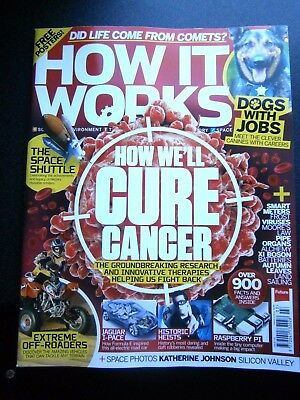 How It Works Magazine Issue 103 (new) 2017