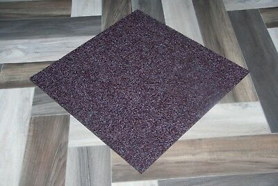 Purple Premium Carpet Tiles - 4m2 Commercial Domestic Office Heavy Use Flooring