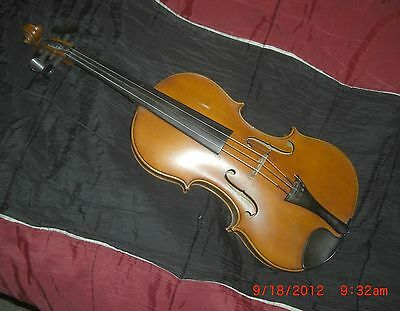 Julius Heberlein (b.1866) Amati violin reproduction-up to 125 yrs old