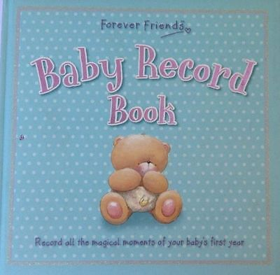 Forever Friends Baby Record Book gift
