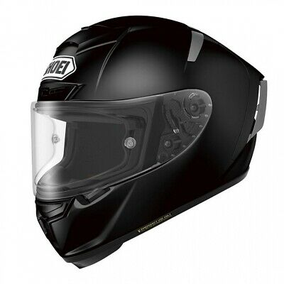 Shoei X-Spirit 3 Black  Helmet Casque Helm Casco ECE2205