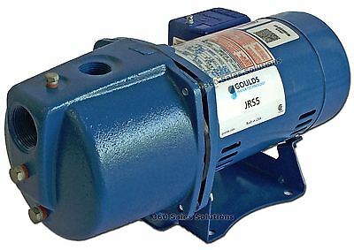 Goulds JRS5 Jet Pump - 1/2 HP - 115v/230v - ( NEW )