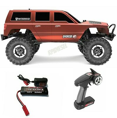 Redcat Racing 1/10 Scale Everest Gen7 Sport Crawler RC 4x4 RTR Package