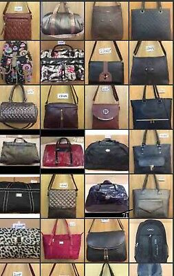 Wholesale Joblot Women's Ladies Handbags ,side body bags,Mix verity  10Pcs Mix