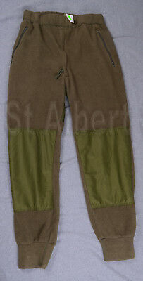 Canadian Army Fleece Pants - Sz 7334 - Winter Extreme Cold - Zb511
