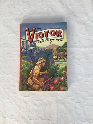 The Victor Annual Books for Boy 1966