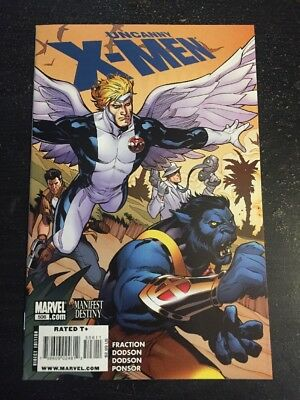 "Uncanny X-men#506 Incredible Condition 9.4(2008)""Manifest Destiny ""Dodson Art!!"