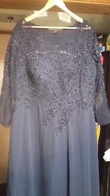 Mother of the Groom dress size 18