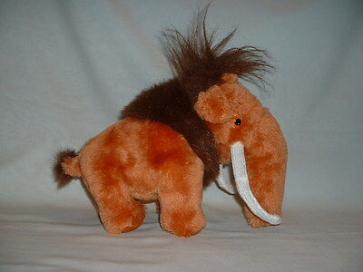 ICE AGE MANNY THE MAMMOTH Cuddly Soft Plush Toy (2/3/4/5/THE MELTDOWN/MOVIE)