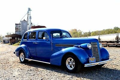 1937 Buick 40 Special  1937 Buick 40 Special Automatic RWD V8 5.7L Gasoline